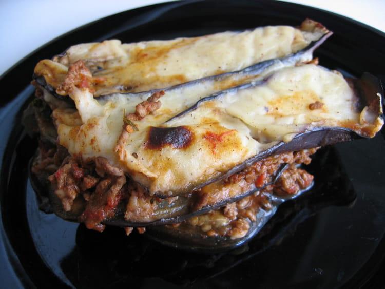 Recette de moussaka grecque la recette facile - Cuisine grecque traditionnelle ...