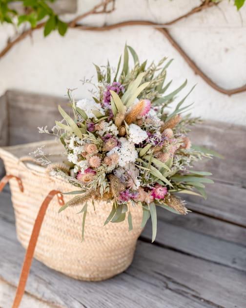 L'objet du désir: le bouquet Sa Riera Rosa Cadaqués