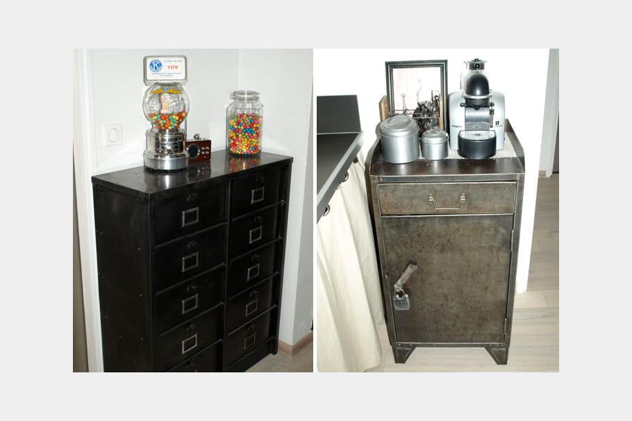 Petits meubles de cuisine visitez la maison de sylvie - Petits meubles de cuisine ...