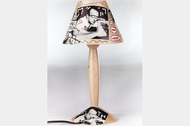 Lampe Miss Sissi Bio-On Philippe Bonan