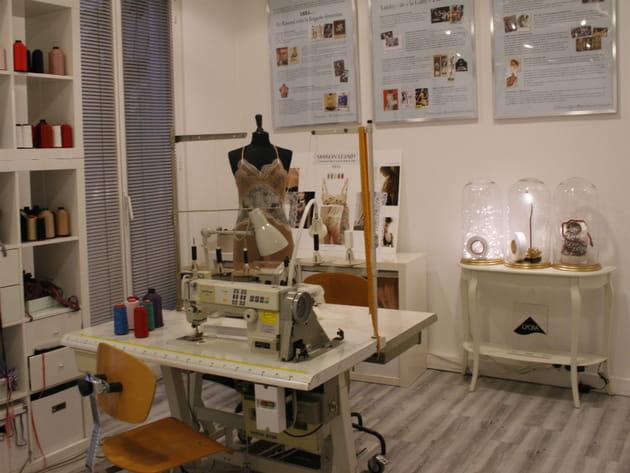Häufig L'atelier de couture NT82