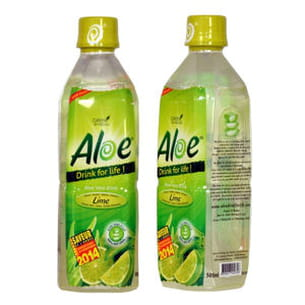 boisson aloe drink for life !