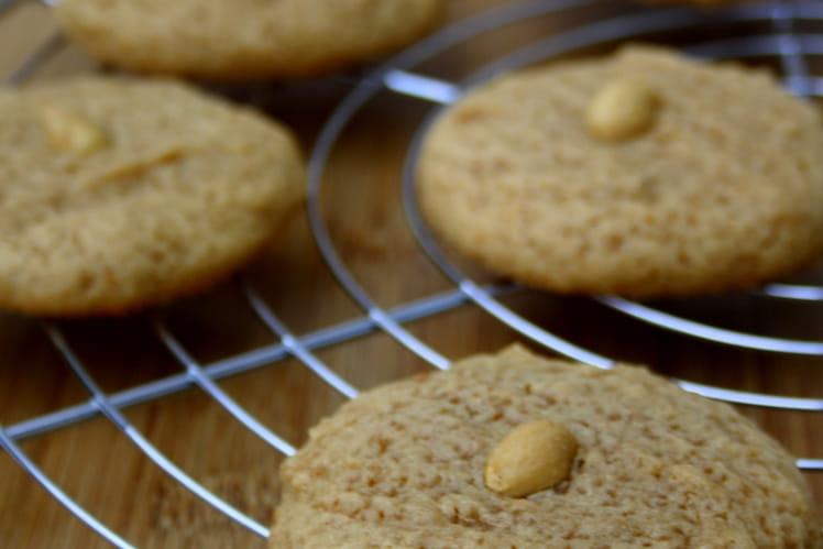 Cookies au beurre de cacahuètes 100% faits maison