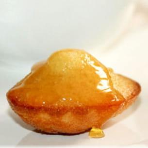 mini madeleines yaourt miel