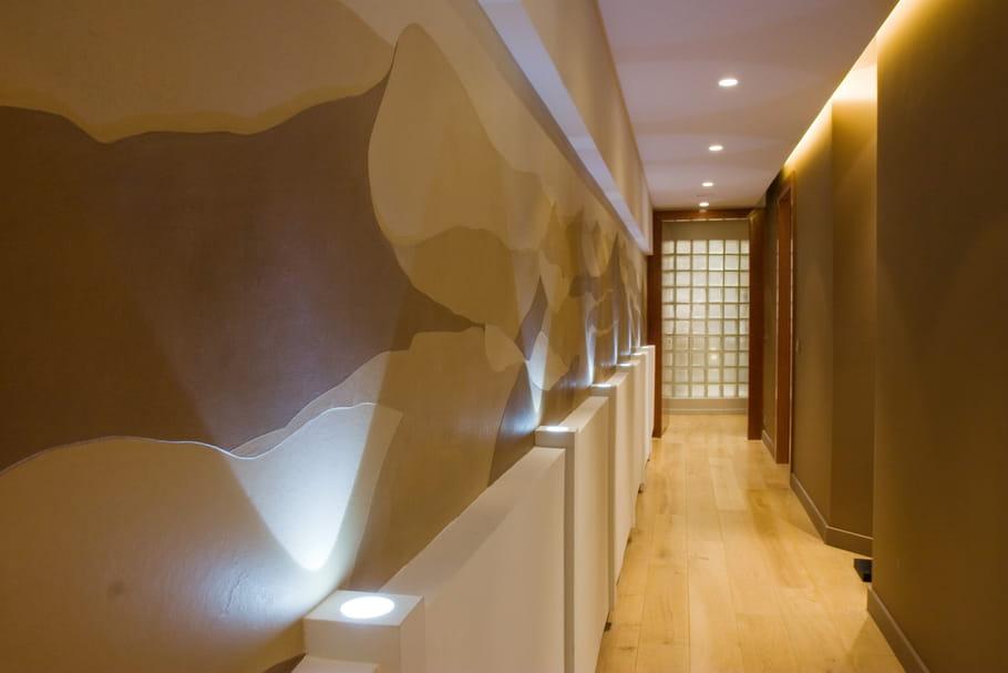 Comment éclairer un couloir?