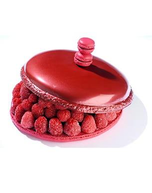 macaron-surprise de christophe roussel