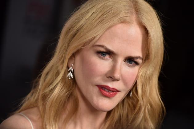 """Nicole Kidman s'est (encore) fait """"tirer"""" le portrait"""