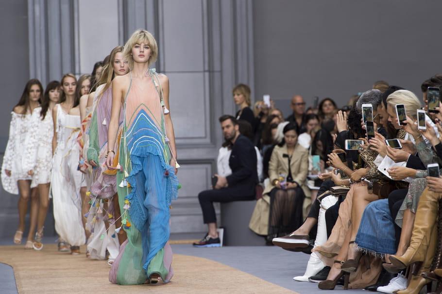 Fashion week Paris printemps-été 2017: le calendrier des défilés