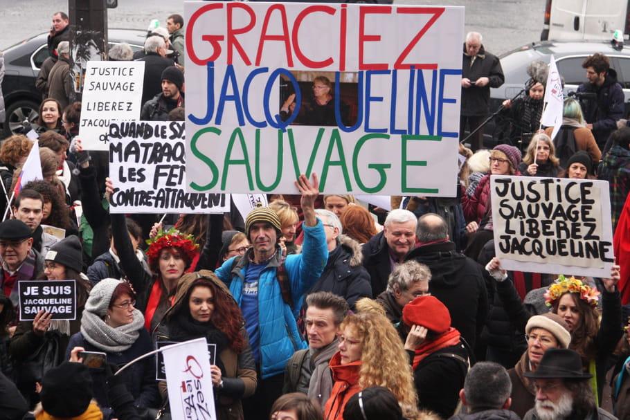 Jacqueline Sauvage: sa libération (encore) refusée