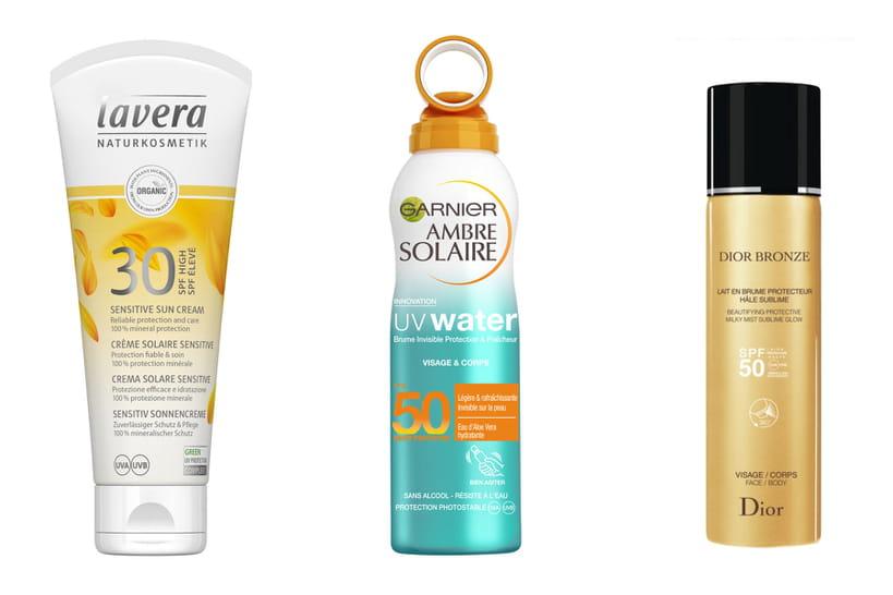 Crème solaire: les nouveautés de l'été 2019