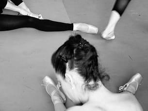 métamorphosez-vous en ballerine.
