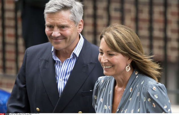 Michael et Carole Middleton