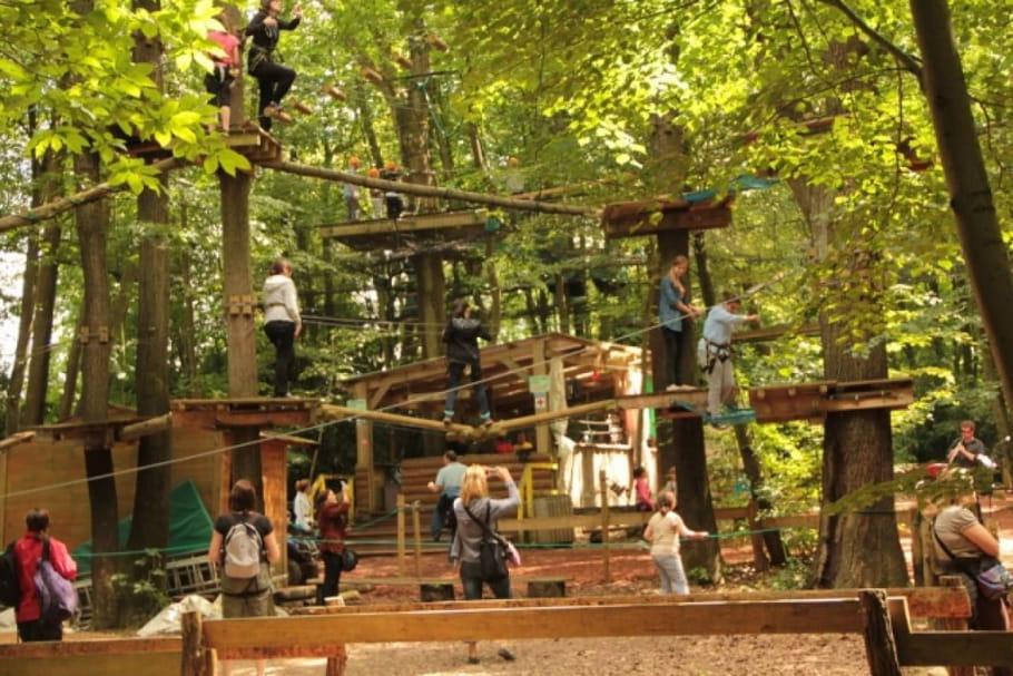Vivez une journée inoubliable au parc d'attractions Aventure Land!