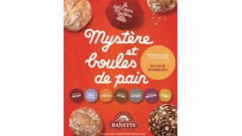 Banette : un mystère et trois boules de pain