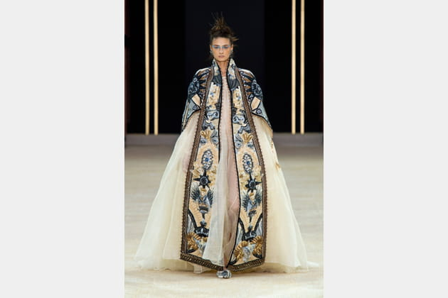 Guo Pei haute couture automne-hiver 2019-2020