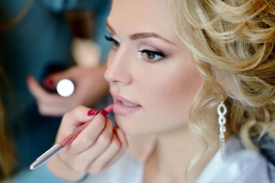 maquillage de mari u00e9e   nos conseils et id u00e9es pour un look