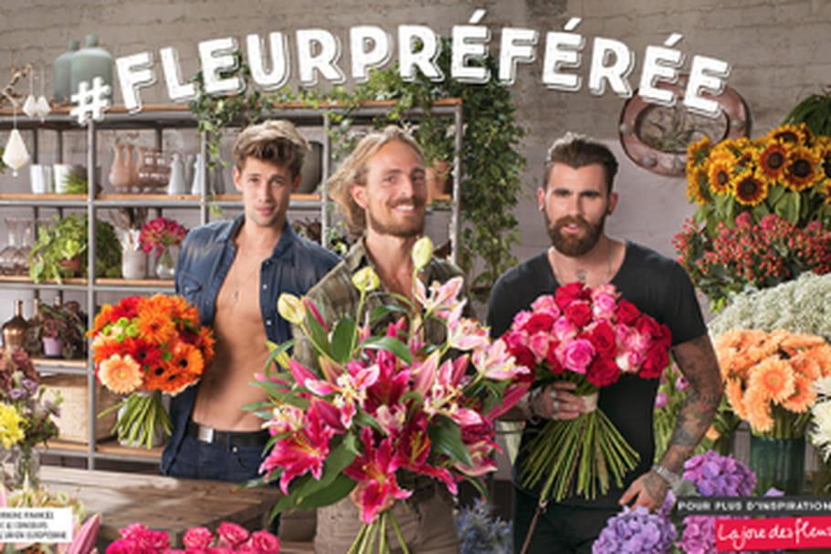 Les Floralistes #2: le retour des fleuristes sexy