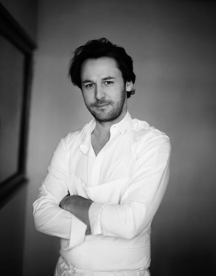 """Mathieu Pacaud : """"Il est le gardien de l'art de vivre à la française"""""""