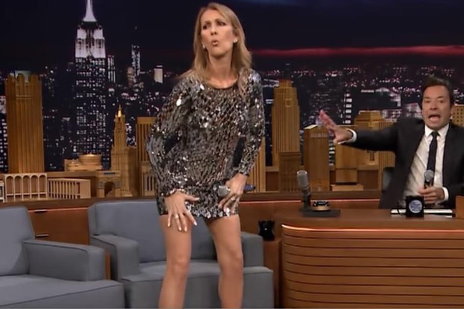 Céline Dion fait le show chez Jimmy Fallon [VIDEO]