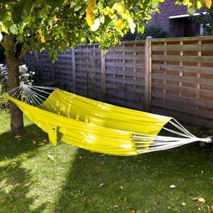 hamac jaune innovaxe sur delamaison.fr