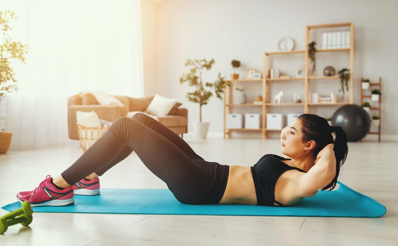 Les exercices de sport à faire à la maison pour être au top