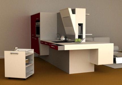 une cuisine pour tous. Black Bedroom Furniture Sets. Home Design Ideas