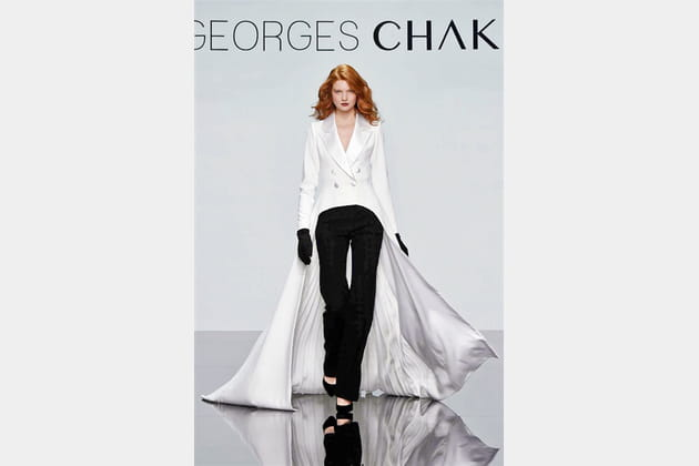 Georges Chakra - Automne-Hiver 2016-2017