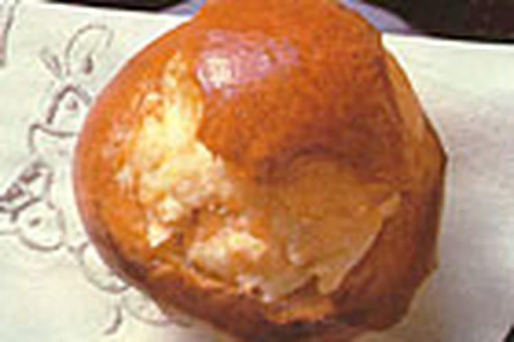 Brioches au saumon