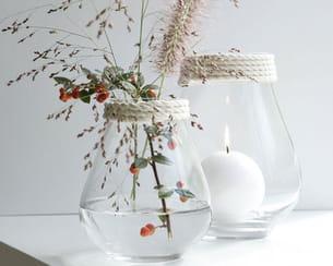 vase photophore de becquet