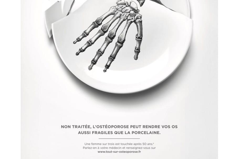 Ostéoporose:  informez-vous!