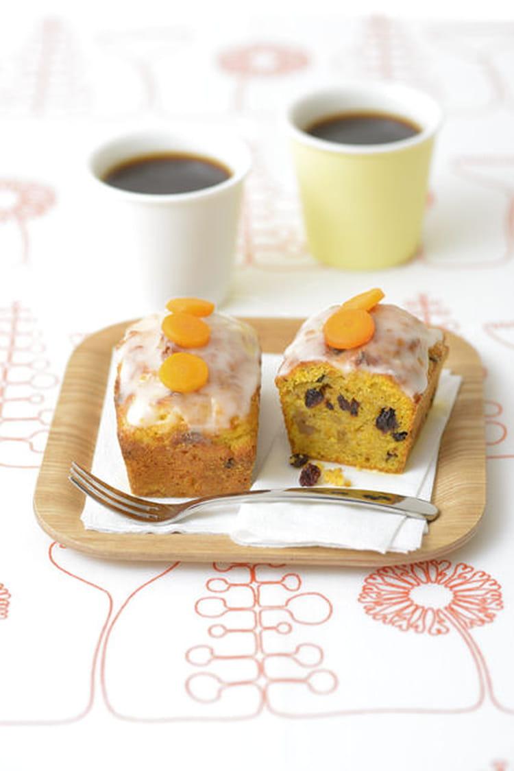 recette de carrot cake aux fruits secs la recette facile. Black Bedroom Furniture Sets. Home Design Ideas
