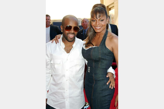Avec son mari Jermaine Dupri