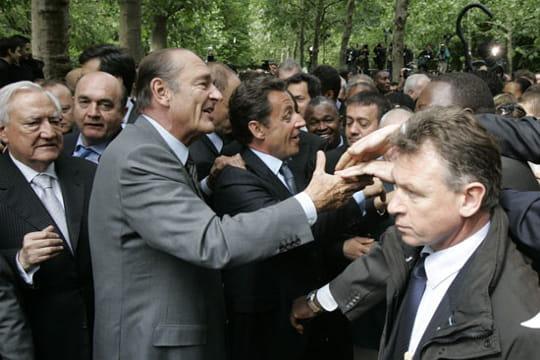Jacques Chirac : souvenir de l'esclavage