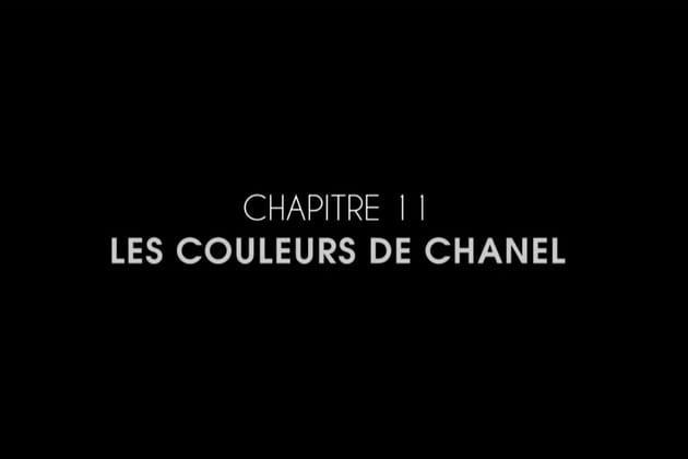 Les couleurs de Chanel