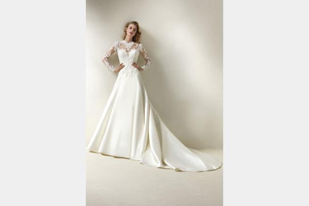 Robe de mariée Draga de Pronovias