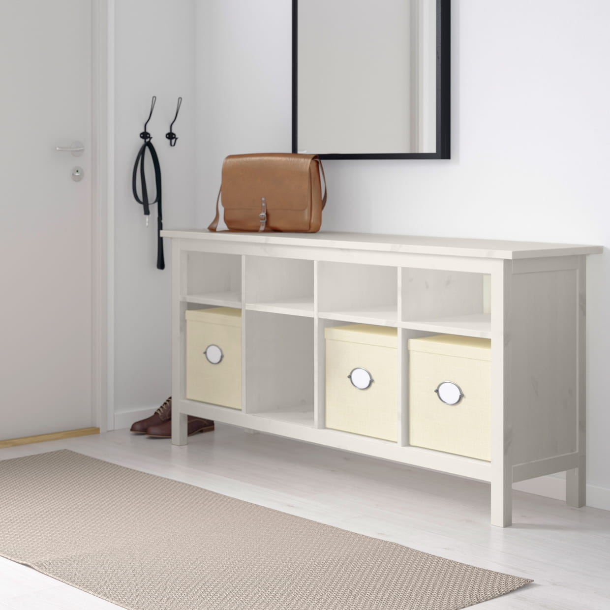 console hemnes ikea. Black Bedroom Furniture Sets. Home Design Ideas