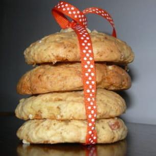 cookies au nougat