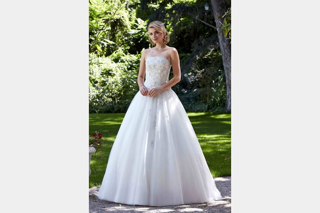 Robe de mariée Précieuse de Point Mariage