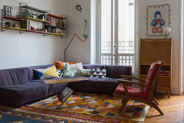 salon vintage color233