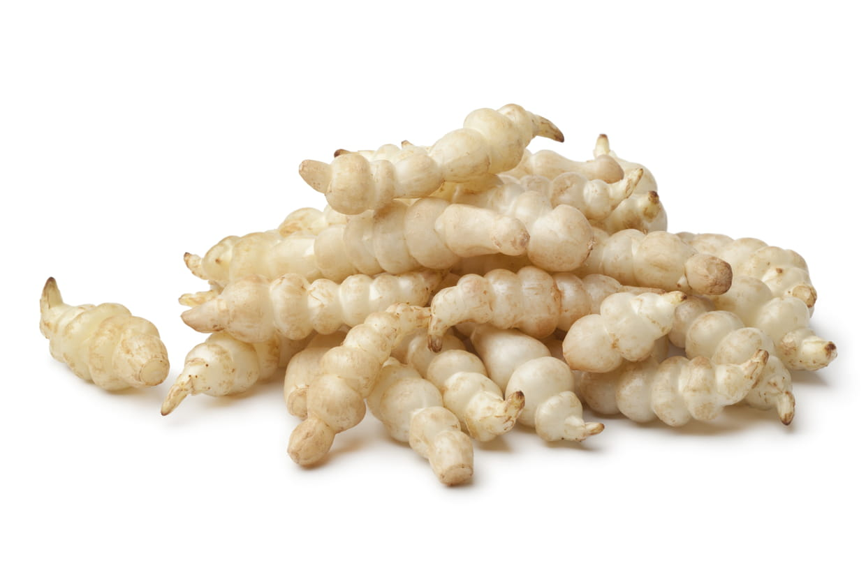 Faut Il Eplucher Le Patisson comment éplucher facilement les crosnes ?