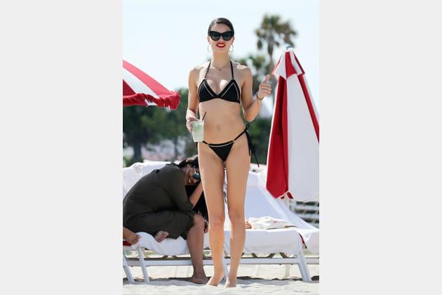 Adriana Lima, glamour