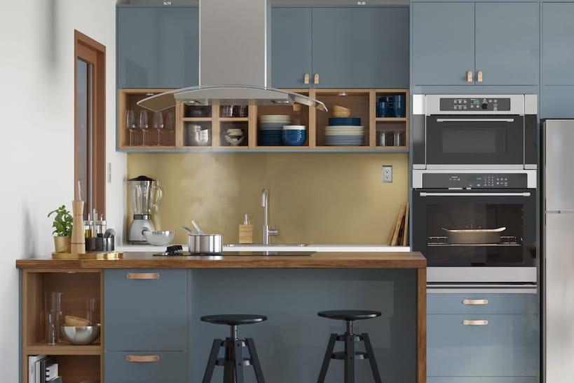 Crédence IKEA: 10idées dont on s'inspirerait bien pour sa cuisine