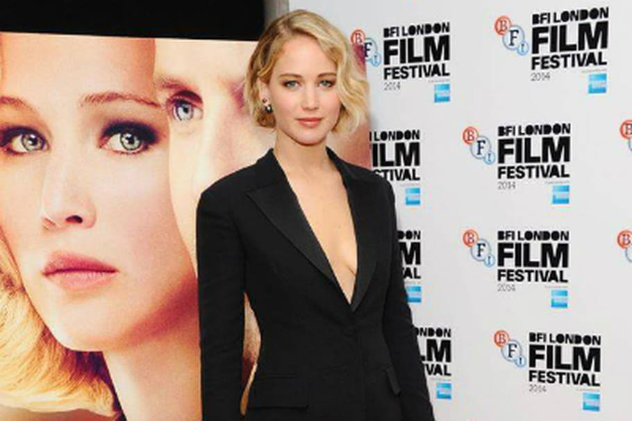 Look du jour : Jennifer Lawrence