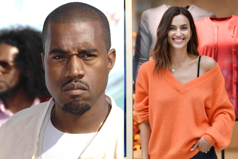 Kanye West et Irina Shayk: c'est (déjà) fini!