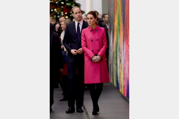 Kate Middleton le 9 décembre 2014