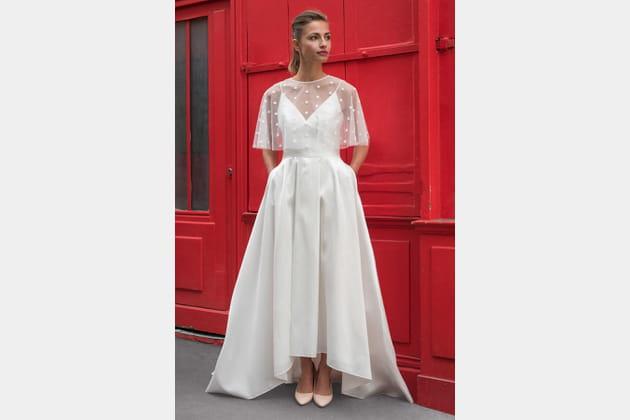 Robe de mariée Blue Bay, Marie Laporte