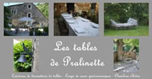 blog les tables de pralinette