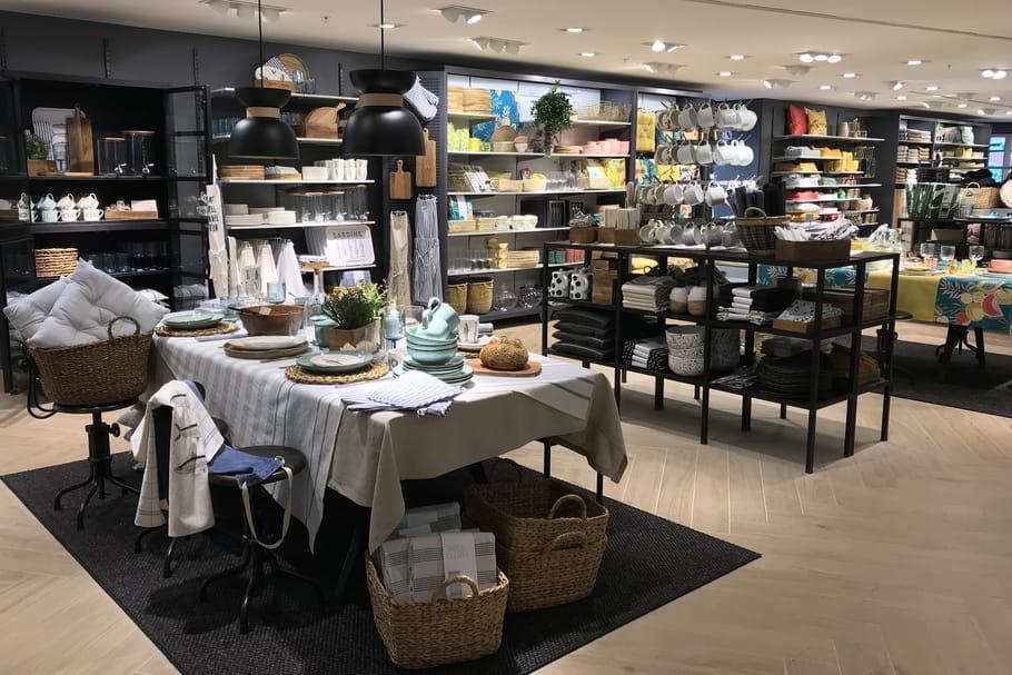 H&M Home La Fayette fait peau neuve et c'est très chouette!