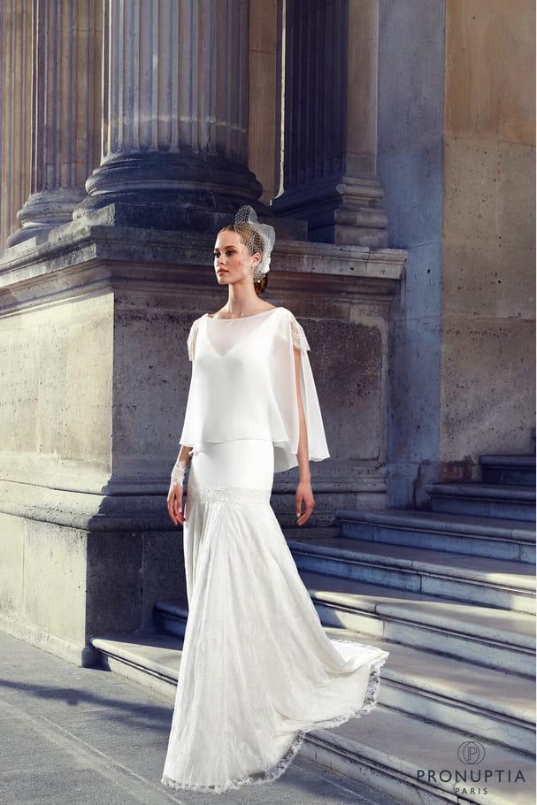 Robe de mariée Baudelaire, Pronuptia
