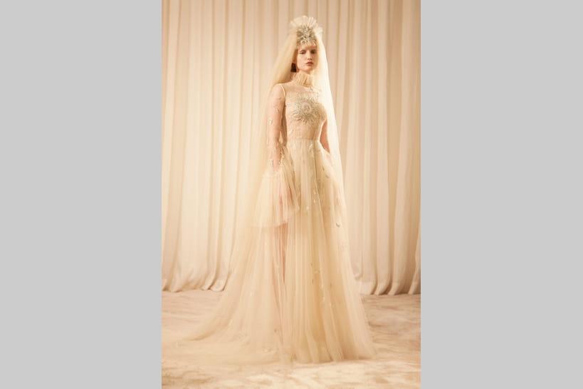 ea2e25cbac3 Haute couture   les plus belles robes de mariée